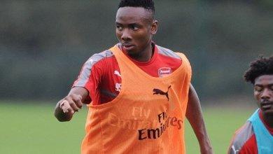 "Photo of ""Fake News"" – Nwakali Denies Moving From Arsenal To Huesca"