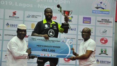 Photo of ITTF Nigeria Open: Aruna Quadri Defends Title