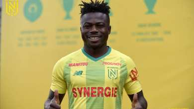 Photo of OFFICIAL: Moses Simon Joins Nantes On Loan