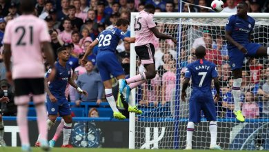Photo of Wilfred Ndidi marks milestone with a goal in Leicester 1-1 draw at Chelsea