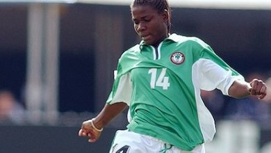 Photo of NFF mourns former Super Falcons star, Ifeanyi Chiejine