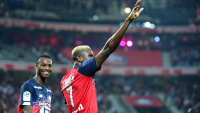 Photo of Lille 3 St. Etienne 0: Magnificent Victor Osimhen makes it 4 in 3 with another brace