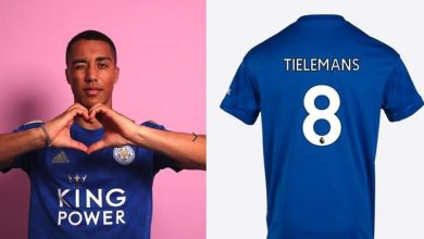 Photo of Leicester City give Kelechi Ihenacho jersey no to Youri Tielemans