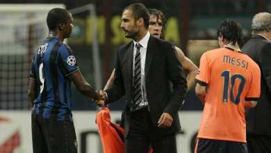 Photo of Eto'o: I said to Guardiola that it's me that will make Barcelona win, not Messi