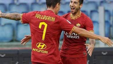 Photo of Roma 4-2 Sassuolo: Mkhitaryan scores on debut for new side