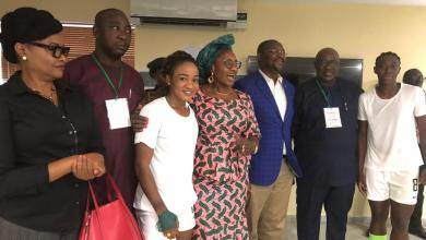 Photo of Tokyo 2020: Ministers Dare, Tallen cheer Falcons to victory over Algeria