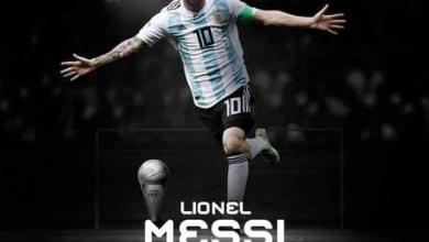 Photo of In A Flash, Messi Is FIFA Men's Player Of The Year