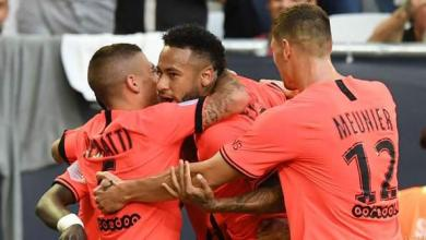 Photo of Neymar Nets Winner For PSG Again