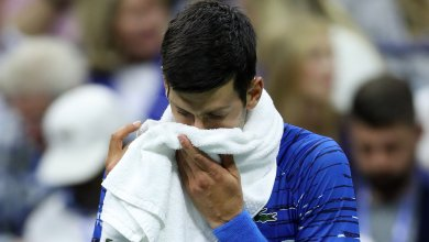 Photo of Injury Forces Djokovic Out Of US Open