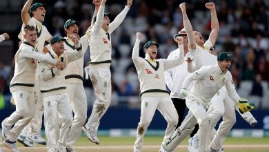 Photo of Ashes 2019: Australia beat stubborn England in Old Trafford thriller to retain the Ashes