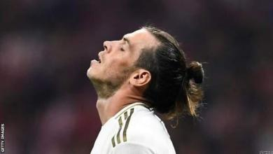 Photo of Bale Upset And Wants To Leave Real Madrid