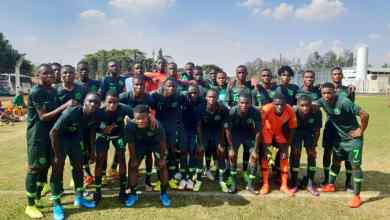 Photo of U17 World Cup: Golden Eaglets Lose First Friendly In Brazil