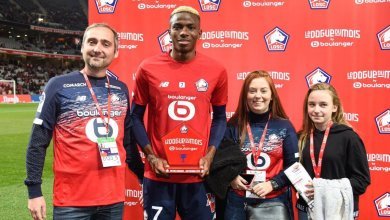 Photo of MoTM of Victor Osimhen earns point for Lille vs Nimes with 8th league goal
