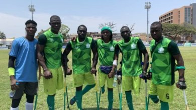 Photo of Special Eagles Wins Silver At Amputee Nations Cup