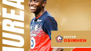 Photo of Osimhen Wins French Ligue 1 Player Of The Month For September