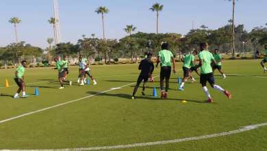 Photo of U23 AFCON: Olympic Eagles Begins Training In Ismaila