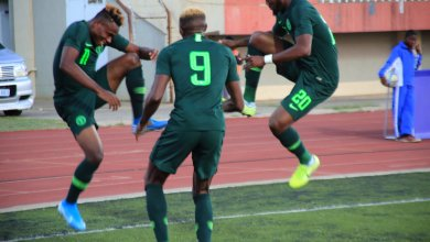 Photo of Super Eagles begin 2021 AFCON race with 2-1 win over Squirrels