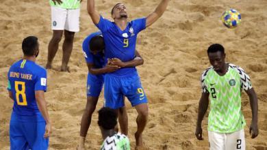 Photo of Brazil Annihilates Nigeria As Super Sand Eagles Exit Beach Soccer World Cup