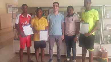 Photo of Ministry Of Sports Awards Scholarship To Athletes From Anambra