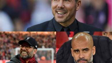 Photo of Revealed – Pep Guardiola and Jurgen Klopp combined salaries not up to Diego Simeone's annual salary