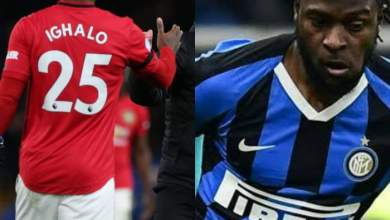 Photo of Ighalo's Man Utd and Moses' Inter get Europa League semifinal opponents