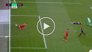 Photo of VIDEO: Milner's goal line clearance in Liverpool's 2-1 win against Bournemouth