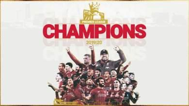 Photo of BREAKING: Liverpool win Premier League title, ending 30-year winless run