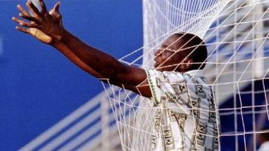 Photo of Rashidi Yekini by far a better striker than Tony Yeboah