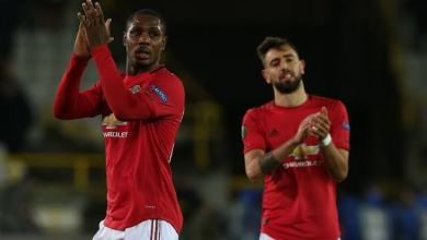 Photo of Fernandes, Ighalo maintain their records in Manchester United FA Cup win at Norwich