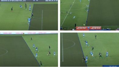 Photo of Watch all four disallowed Sassoulo goals in 2-0 loss to Napoli
