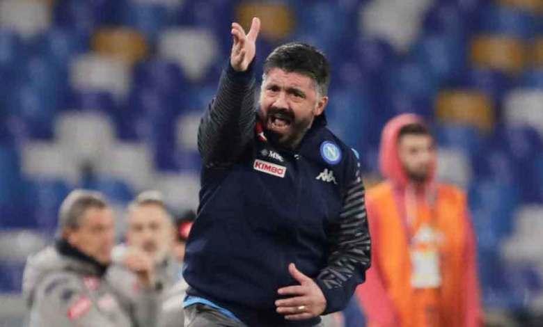 Gennaro Gattuso on Napoli