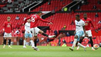 Photo of Mason Greenwood joins exclusive list with strike against West Ham