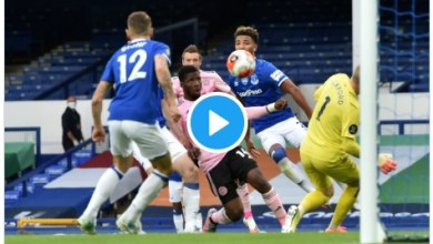 Photo of VIDEO: Iheanacho's goal condemns Everton to an unwanted EPL record