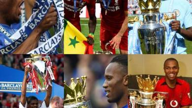Photo of Mikel, Mane, Drogba and 15 other African players to have won the Premier League title
