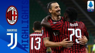 Photo of Watch all the goals as Ibrahimovic leads Milan 4-2 comeback win against Ronaldo's Juventus