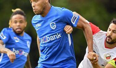 Photo of Cyriel Dessers on target again as Genk pip AZ Alkmaar in pre-season friendly