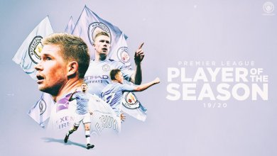 Photo of Kevin De Bruyne named 2019/20 Premier League Player of the season