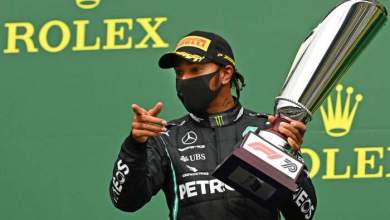 Photo of Lewis Hamilton wins Belgian GP for his 89th career wins