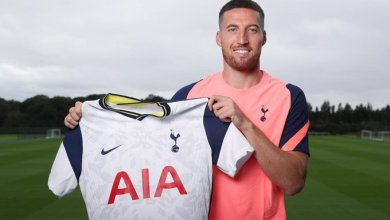 Photo of VIDEO: See as Spurs' new signing a huge Arsenal fan forced to delete Arsenal related tweets