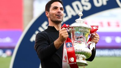Photo of Arteta wins first trophy as a manager as Arsenal maintain 100% FA Cup final record against Chelsea