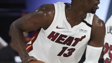 Photo of Bam Adebayo powers Heat past Nuggets