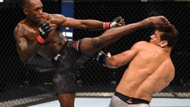 Photo of VIDEO: Watch the moment Israel Adesanya KO Paulo Costa to retain UFC middleweight title