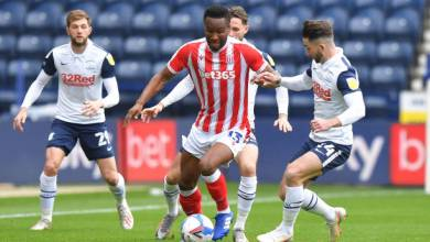 Photo of Mikel Obi assists as Stoke City beat Preston for first win of the season