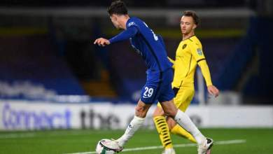 Photo of VIDEO: Watch as Kai Havertz scores his first Chelsea goal