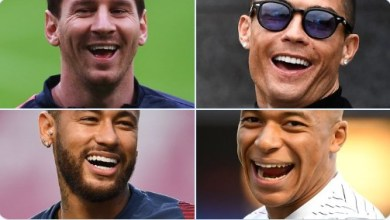 Photo of Messi highest-paid footballer in 2020; joins Floyd, Woods and Ronaldo in an exclusive list