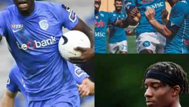 Photo of Nigerians Abroad: Five of the best last weekend