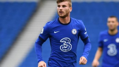 Photo of VIDEO: Timo Werner opens Chelsea account with a beauty