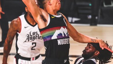 Photo of Clippers edge past Nuggets in Game 3 to take a 2-1 series lead in Western semis