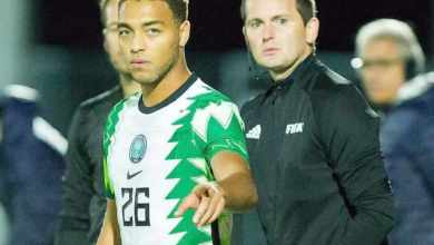 Photo of Cyriel Dessers finally speaks after making his Super Eagles debut