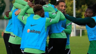 Photo of Friendlies: Super Eagles ready for big games
